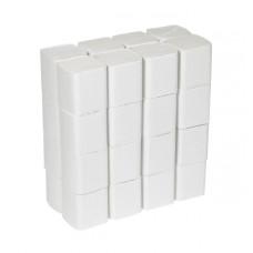 8036 Туалетная бумага в пачках Hostess однослойная 32 пачки по 500 листов