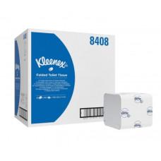 8408 Туалетная бумага в пачках Kleenex Ultra двухслойная  36 пачек по 200 листов