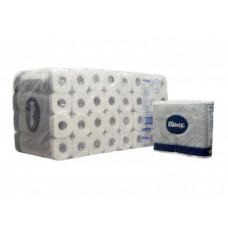 8449 Туалетная бумага в стандартных рулонах Kleenex двухслойная 96 рулонов по 25 метра