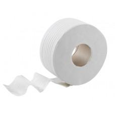 8512 Туалетная бумага в больших рулонах Scott Mini Jumbo двухслойная 12 рулонов по 200 метров