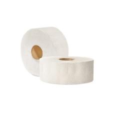 МП-04 Туалетная бумага в рулонах 1-сл, 200м, серая 25г/м.кв. (12 шт/упак)