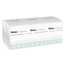 KV104 Полотенца для рук V-сложение Veiro Professional Basic