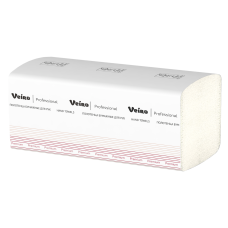 KV306 Полотенца для рук V-сложение Veiro Professional Premium