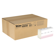 KW309 Полотенца для рук W-сложение Veiro Professional Premium