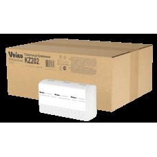 KZ202 Полотенца для рук Z-сложение Veiro Professional Comfort