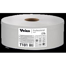 T101 Туалетная бумага в больших рулонах Veiro Professional Basic