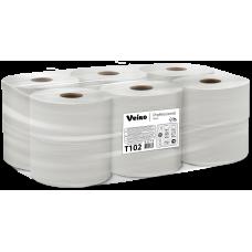 T102 Туалетная бумага в средних рулонах Veiro Professional Basic