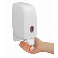6948 Диспенсер для жидкого пенного мыла Aquarius белый