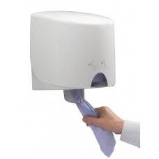7017 Диспенсер для рулонов с центральной подачей Aquarius настенный белый