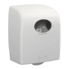 7375 Диспенсер для рулонных полотенец Aquarius белый