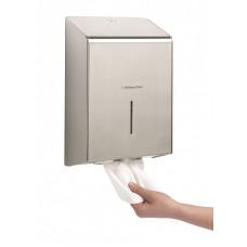 8971 Диспенсер для бумажных полотенец в пачках Kimberly-Clark Cтальной 2мм