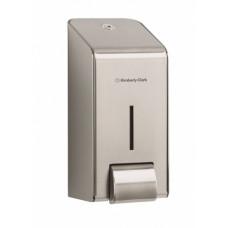 8973 Диспенсер для жидкого пенного мыла Kimberly-Clark Professional стальной 2мм