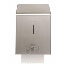 8976 Диспенсер для бумажных полотенец в рулонах стальной 2мм
