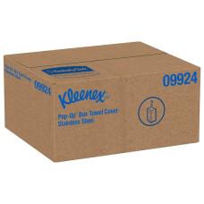 9924 Диспенсер настольный для полотенец в пачках Kimberly-Clark Стальной