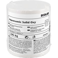 Aquanomic Solid Oxy Твёрдый отбеливатель на основе кислорода для текстиля