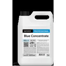 001-5 BLUE CONCENTRATE  УНИВЕРСАЛЬНЫЙ НИЗКОПЕННЫЙ МОЮЩИЙ КОНЦЕНТРАТ