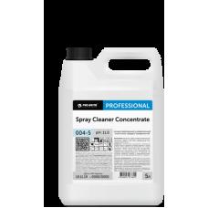 004 Spray Cleaner Сoncentrate Концентрированный универсальный очиститель твёрдых поверхностей