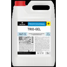 067 Trio-gel Моющее отбеливающее средство с содержанием хлора