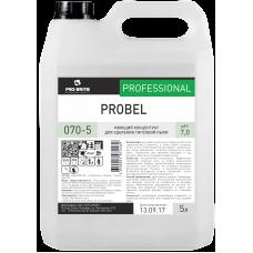 070 Probel Моющий концентрат для удаления гипсовой пыли