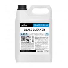 081 Glass Cleaner Моющее средство для стёкол, готовый к применению препарат