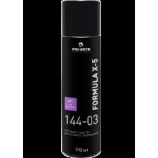 144 Formula X-5 Универсальное чистящее средство на основе растворителей