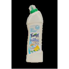 Гель-концентрат для чистки унитаза «Лимон» Forest Clean