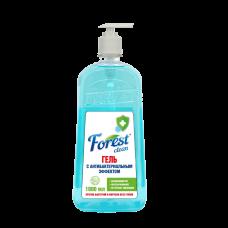 Гель с антибактериальным эффектом Forest Clean