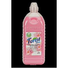 Кондиционер-концентрат для стирки белья «Самое мягкое прикосновение» Forest Clean