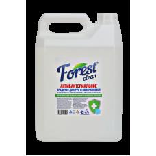 Лосьон с антибактериальным эффектом Forest Clean