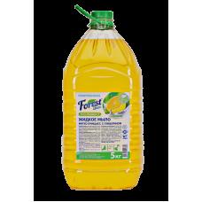 "Жидкое мыло ""Лимон"" Forest Clean"