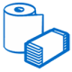Бумажные полотенца kimberly-clark и veiro professional