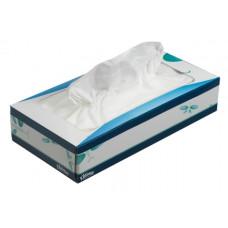 8824 Салфетки косметические для лица Kleenex трёхслойные 12 коробок по 72 листа
