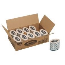 8826 Салфетки косметические для лица Kleenex трёхслойные 10 коробок по 64 листа