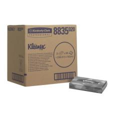 8835 Салфетки косметические для лица Kleenex 21 коробка по 100 листов