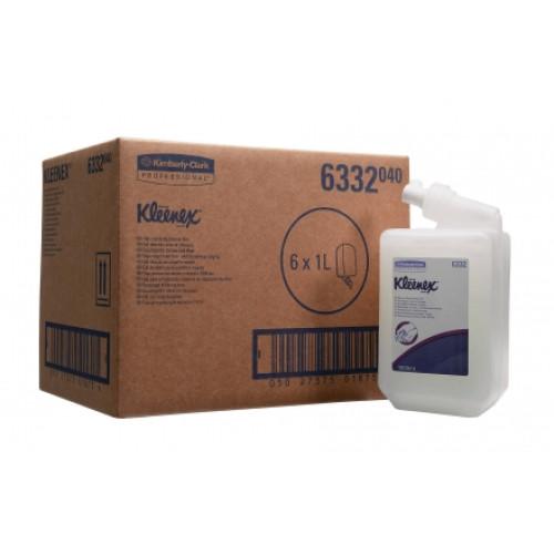 6332 Гель для душа и шампунь в кассетах Kleenex 6 кассет по 1 литру