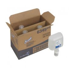 6345 Жидкое мыло пенное в кассетах Scott Control 4 кассеты по 1.2 литра