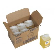 6385 Жидкое мыло пенное в кассетах Kleenex Energy Luxury 6 кассет по 1 литру