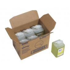 6386 Жидкое мыло пенное в кассетах Kleenex Fresh Luxury 6 кассет по 1 литру