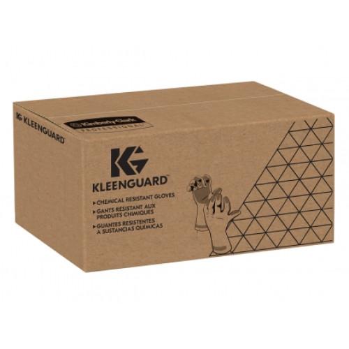 G80 ПЕРЧАТКИ ХИМИЧЕСКИ СТОЙКИЕ KIMBERLY-CLARK Kleenguard  ЛАТЕКС+НЕОПРЕН ДЛИНА 30 СМ (60 ПАР)