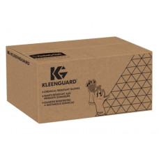 ПЕРЧАТКИ НИТРИЛ-НЕОПРЕН KIMBERLY-CLARK Kleenguard G29 SOLVENT СИНИЕ (500 ШТУК В УПАКОВКЕ)