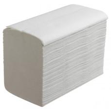 6617 Бумажные полотенца в пачках Scott Essential белые однослойные 15 пачек по 340 листов
