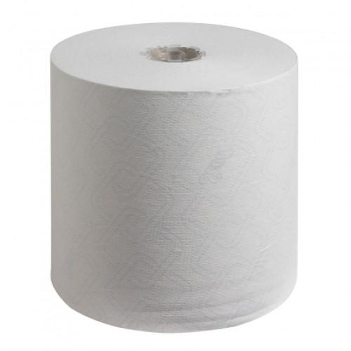 6620 Бумажные полотенца в рулонах Scott Control белые однослойные 6 рулонов по 250 метров
