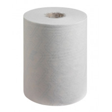 6621 Бумажные полотенца в рулонах Scott Control Slimroll белые однослойные 6 рулонов по 150 метров