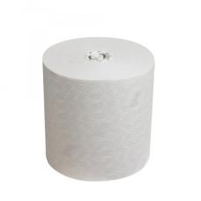 6626 Бумажные полотенца в рулонах Scott Control Extra Strong белые однослойные (6 рулонов по 300 метров)