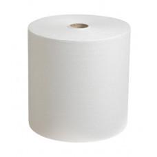6667 Бумажные полотенца в рулонах Scott Xtra белые однослойные 6 рулонов по 304 метра