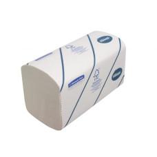 6789 Бумажные полотенца в пачках Kleenex Ultra белые двухслойные 15 пачек по 186 листов