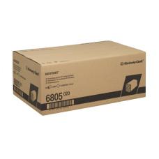 6805 Бумажные полотенца в пачках Hostess белые однослойные 20 пачек по 180 листов