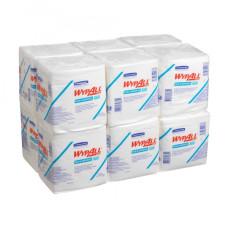 6034 Протирочный материал в пачках WypAll X60 белый (12 пачек по 76 листов)