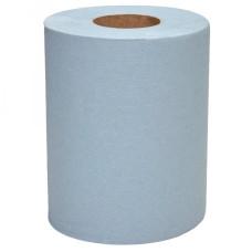 6220 Протирочный материал в рулонах с центральной подачей WypAll L10 однослойный голубой (6 рулонов по 280 листов)
