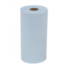 7225 Протирочный материал в рулонах WypAll L10 голубой однослойный (24 рулона по 165 листов)